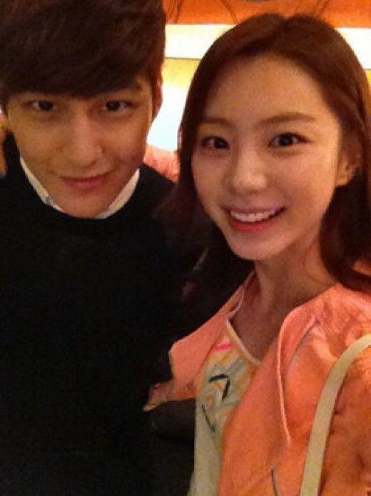 Actress Park Soo Jin wants you to watch Kim Bum's new movie 'Psychometry'