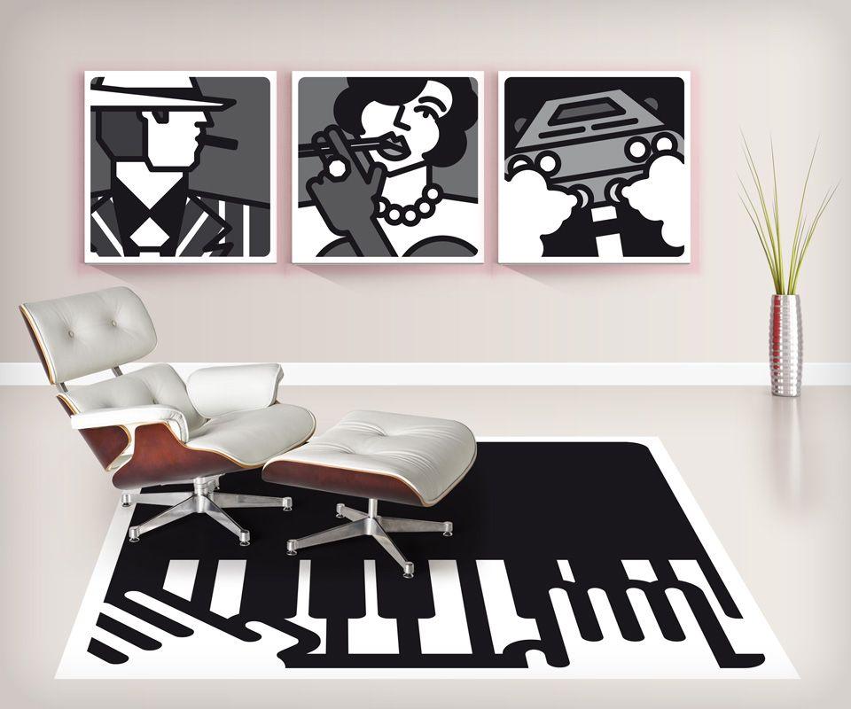design #arredamento Il Tappeto Hand Tufted: lavorazione e ...