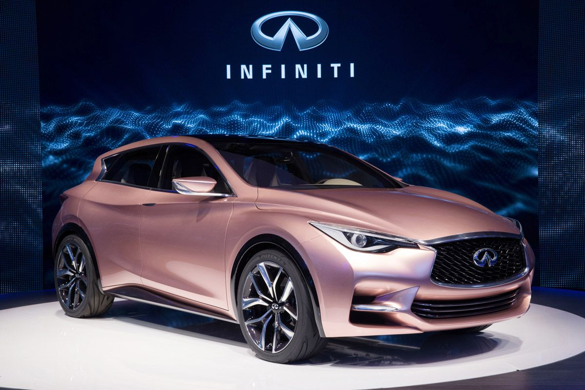 Image For 2016 Infiniti Fx35 Concept Review