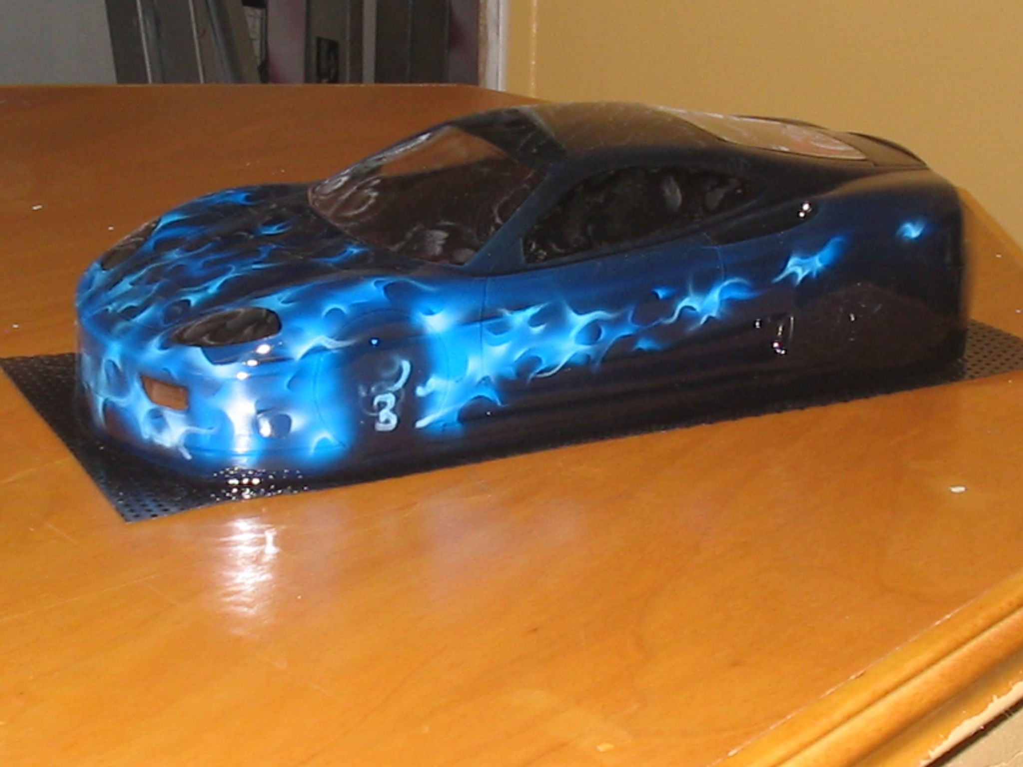 Custom Car Paint Jobs Custom Paint Rc Bodies Sid Vicious Art