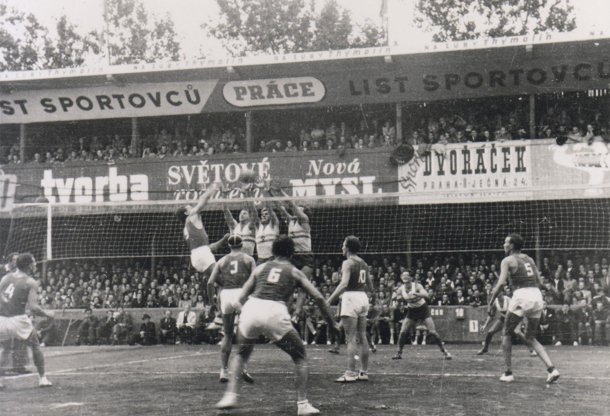 history of volleyball The fivb volleyball men's world championship poland 2014 begins on august 30 with a dream opening match between the hosts and serbia, who will play to a record 62,000 spectators at the national stadium in warsaw.