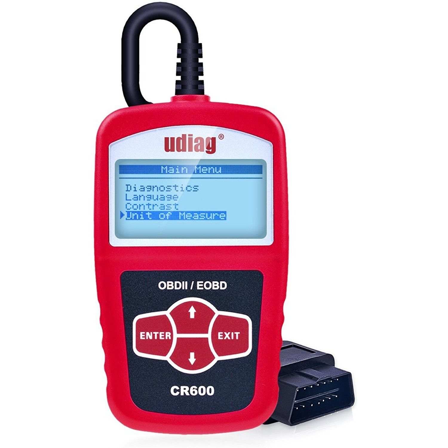 Obd2 Scanner Udiag Cr600 Auto Scanner Read Live Data And Clear Error Code For Universal Obd2 Protocol Vehicle Obd2 Scanner Car Diagnostic Tool Diagnostic Tool
