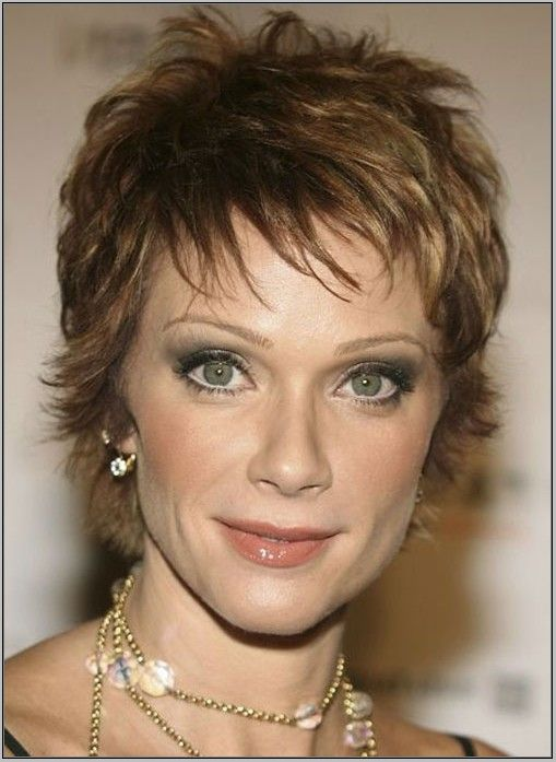 short haircuts for fine thin hair over 60 - Google Search | makeup ...