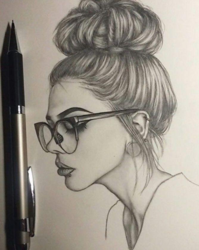 Photo of ✔ Anime Face Sketch Female #mha #myheroacademia #myheroacademiacosplay