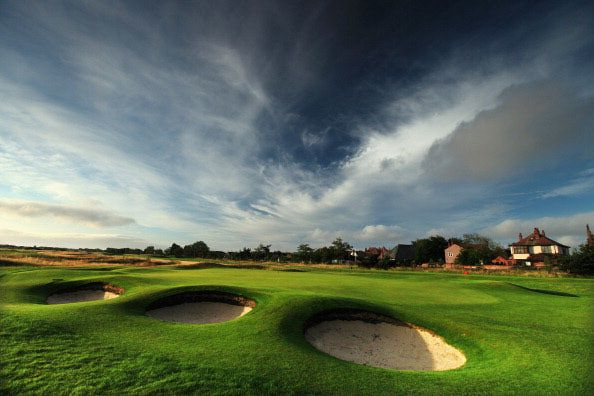 141st Open Championship at Royal Lytham & St Anne's British Open #Golf