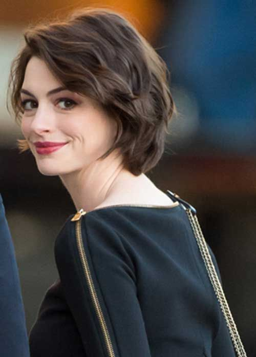 20 Kurze Damenhaarschnitte - Einfache Frisur