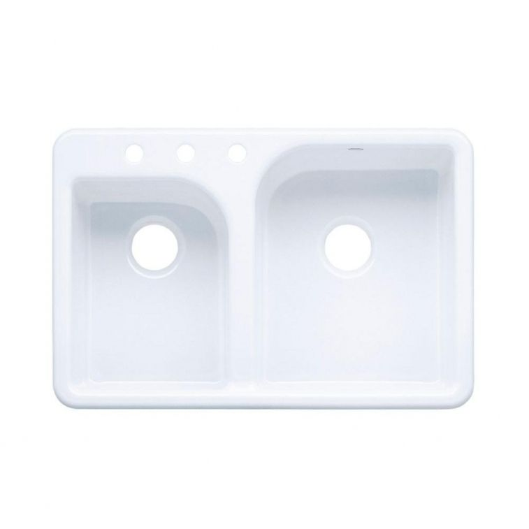Eljer Double Kitchen Sink With Images Double Kitchen Sink