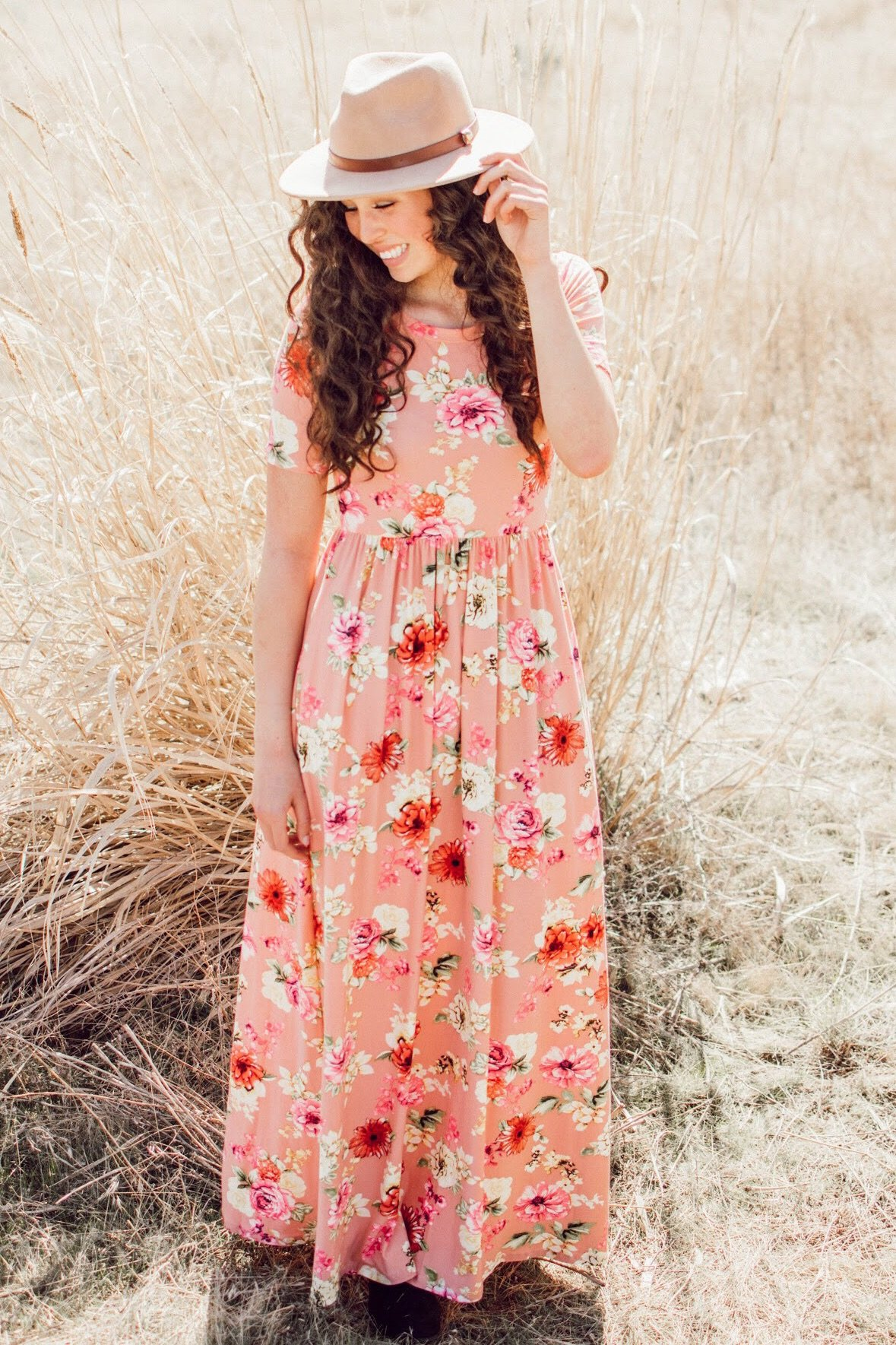 Pink dress emoji  EXCLUSIVE The Mila Maxi Dress  More Colors  Products  Pinterest