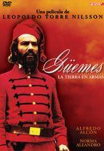 """Güemes,_la_tierra_en_armas.jpg 152×220 pixels """"Guemes, la Tierra en Armas"""" (1971) Directed by Leopoldo Torres Nilsson Argentina 🇦🇷"""