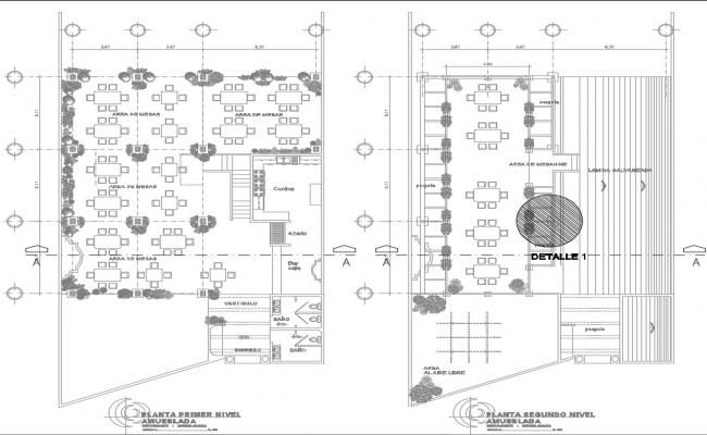 Restaurant Floor Plan In Dwg File Restaurant Floor Plan Hotel Floor Restaurant Flooring