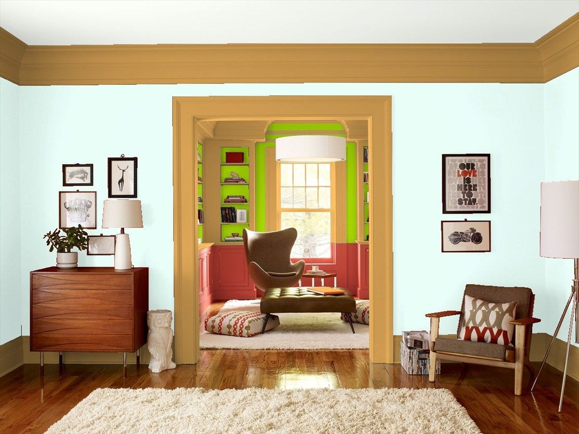 paint your room online with personal color viewer benjamin moore