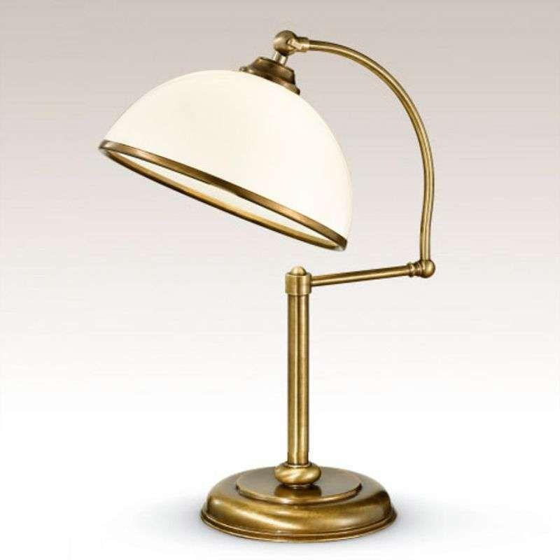 Verstelbare Tafellamp La Botte Wit Tafellamp Rustiek Italiaans Wit