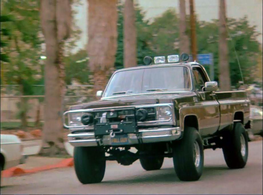 The Fall Guy Fall Guy Truck Tv Cars Cars Movie