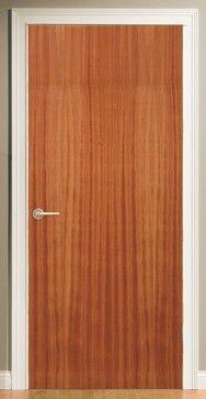 Low cost interior door option for loft make-overs - eclectic - interior doors - & Low cost interior door option for loft make-overs - eclectic ... Pezcame.Com