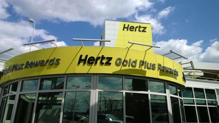 Has Uber Destroyed Hertz S Business Market Mad House Airport Car Rental Car Rental Newark Airport