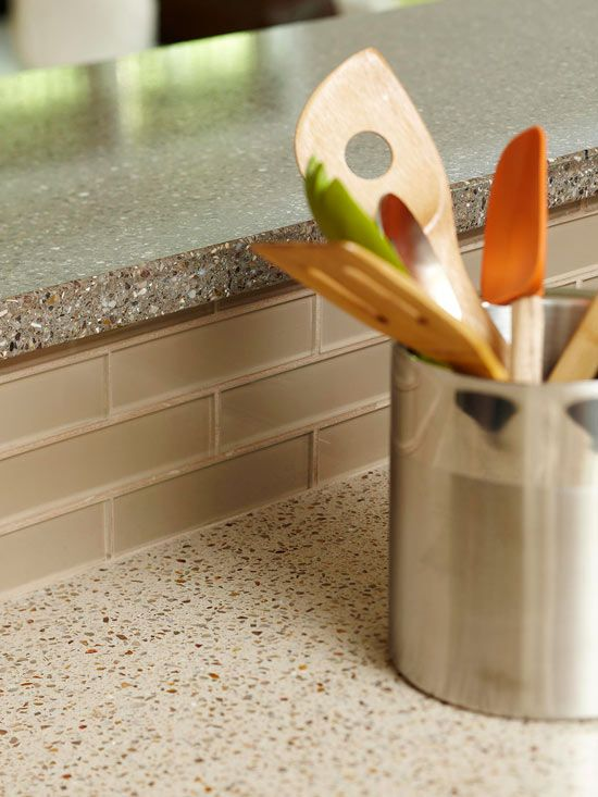Choose the right countertop material decorating ideas - How much does it cost to gut a bathroom ...