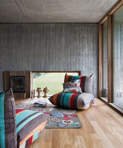 Missoni Home Cordula Easy Chair: Missoni Home's Newest Collection Just Landed In Australia