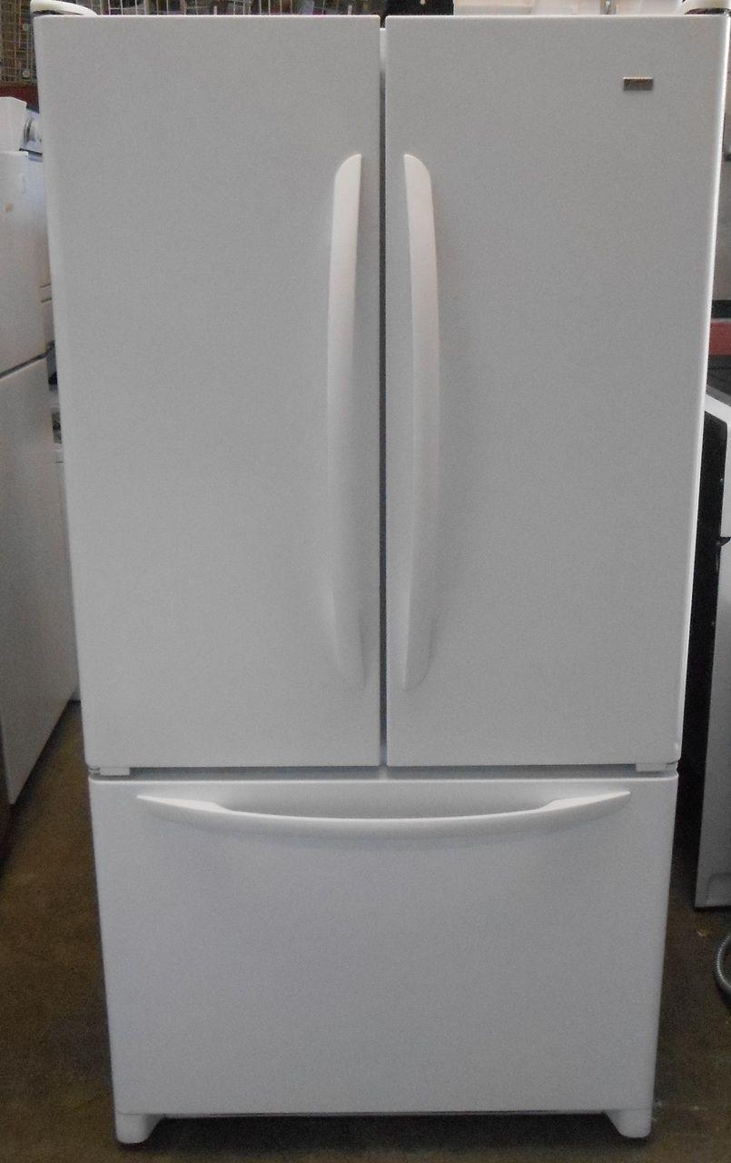 Appliance City Kenmore French Door Refrigerator Bottom Freezer