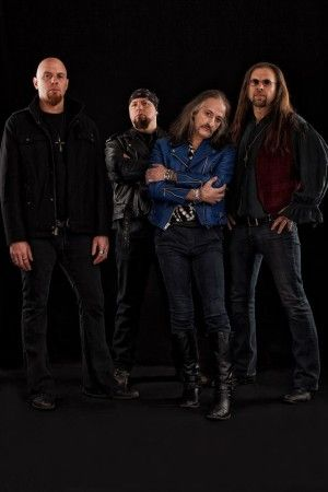 NEWS: The heavy metal band, Pentagram, has announced a brief headlining U.S. tour, for this fall. They will be touring in support of their upcoming album, Curious Volume. Electric Citizen and Satan's Satyrs will be joining the tour, as support. You can check out the dates and details at http://digtb.us/1fqF80p