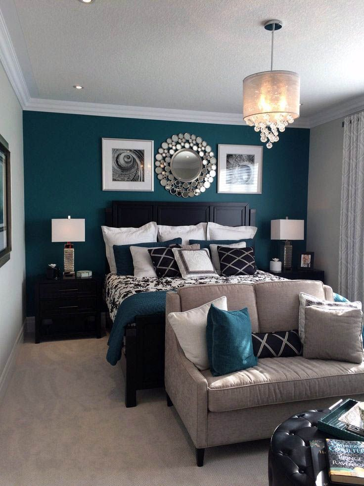 Discover red and gray bedroom paint ideas to refresh your ...
