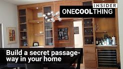 Hidden Secret Passages by Creative Home Engineering - YouTube
