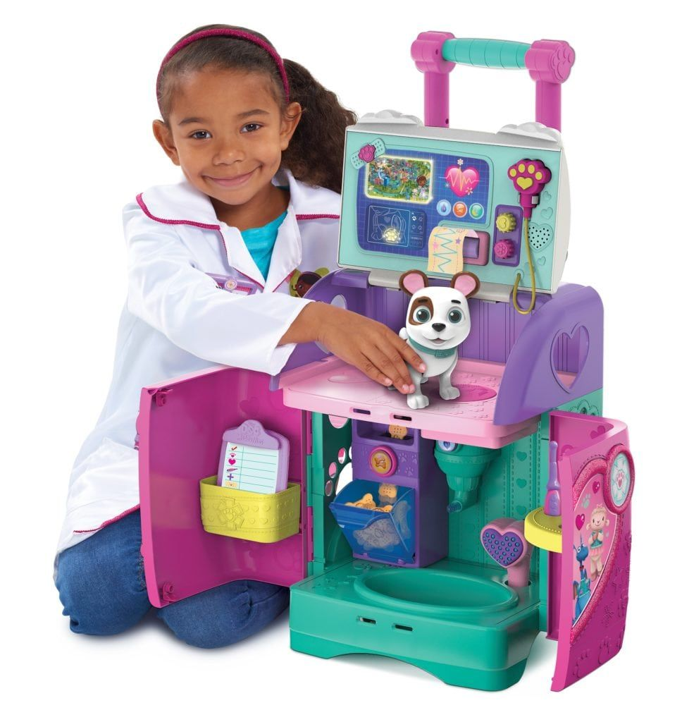 Disney Junior Doc McStuffins Pet Rescue Mobile Doc