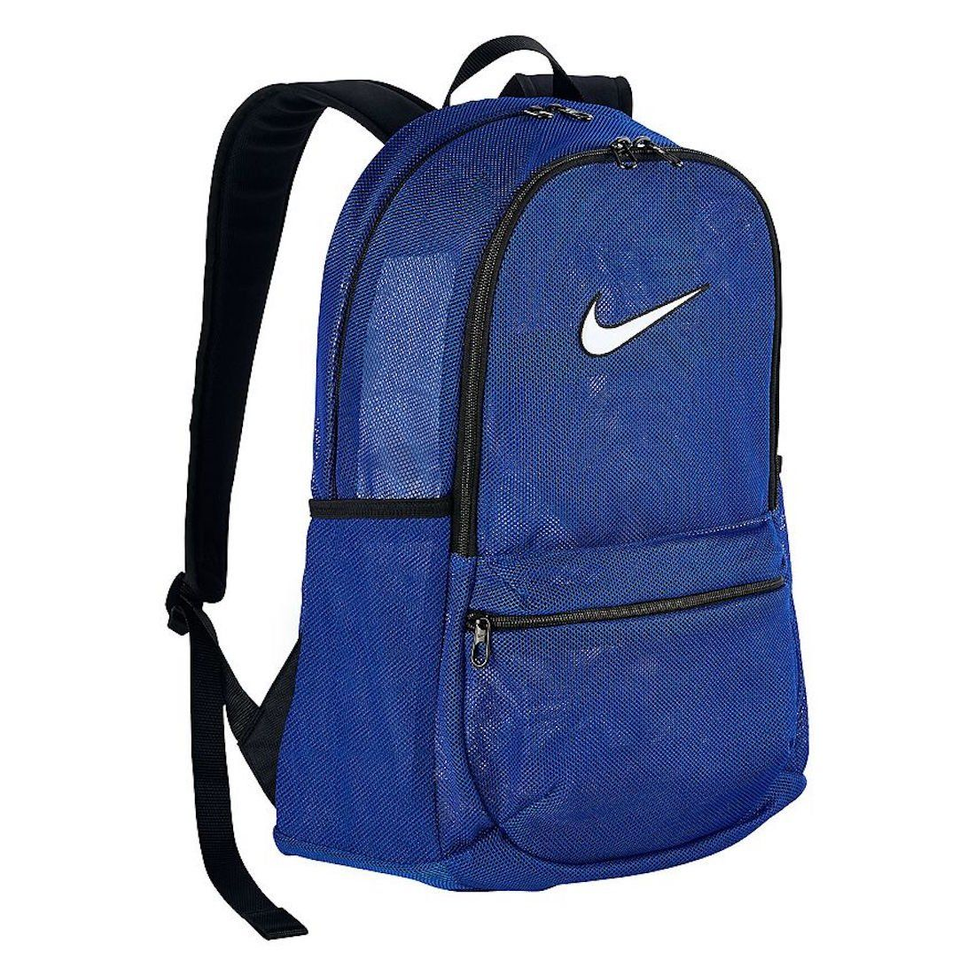 White Nike Mesh Backpack- Fenix Toulouse Handball c673f78403d8f