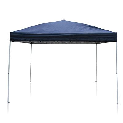 Game Day Gear 8 X 10 Blue Pop Up Sun Shelter At Big Lots