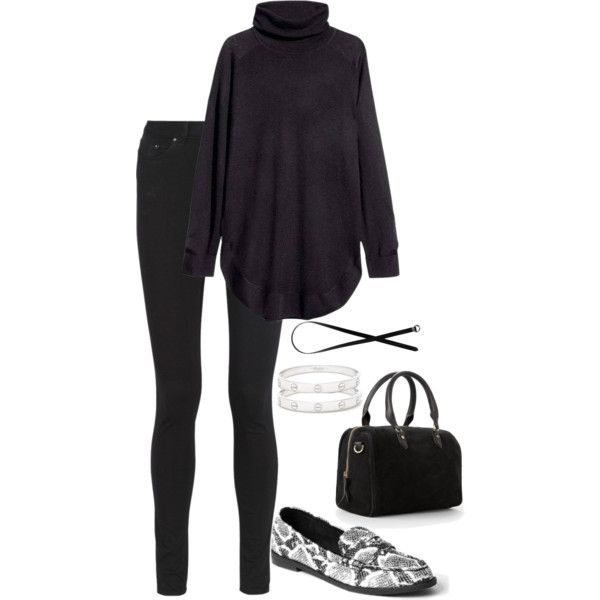 Untitled #270 by saracorrine on Polyvore featuring H&M, Acne Studios, MANGO, Cartier and Monki