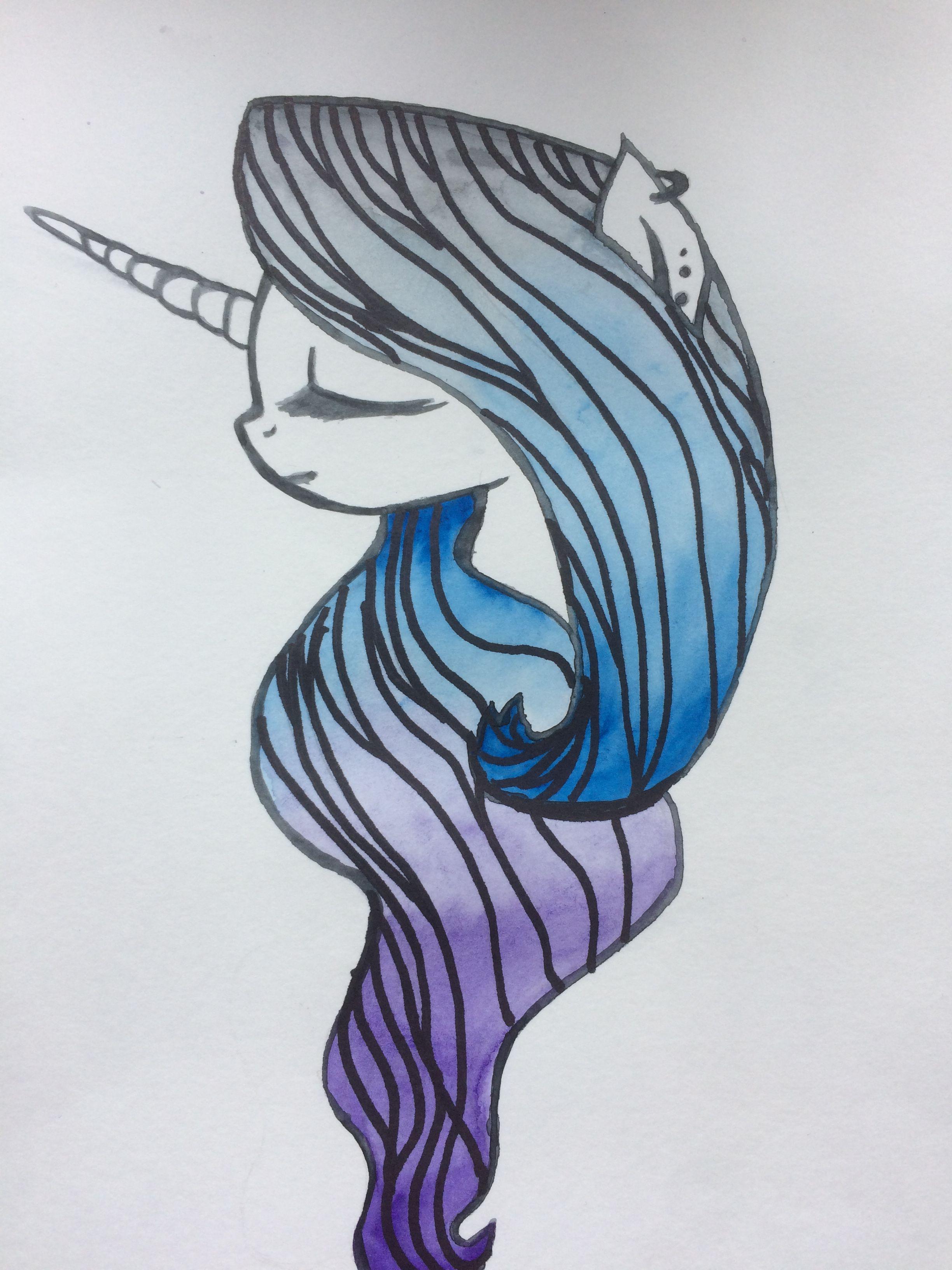 Unicorn | Malen
