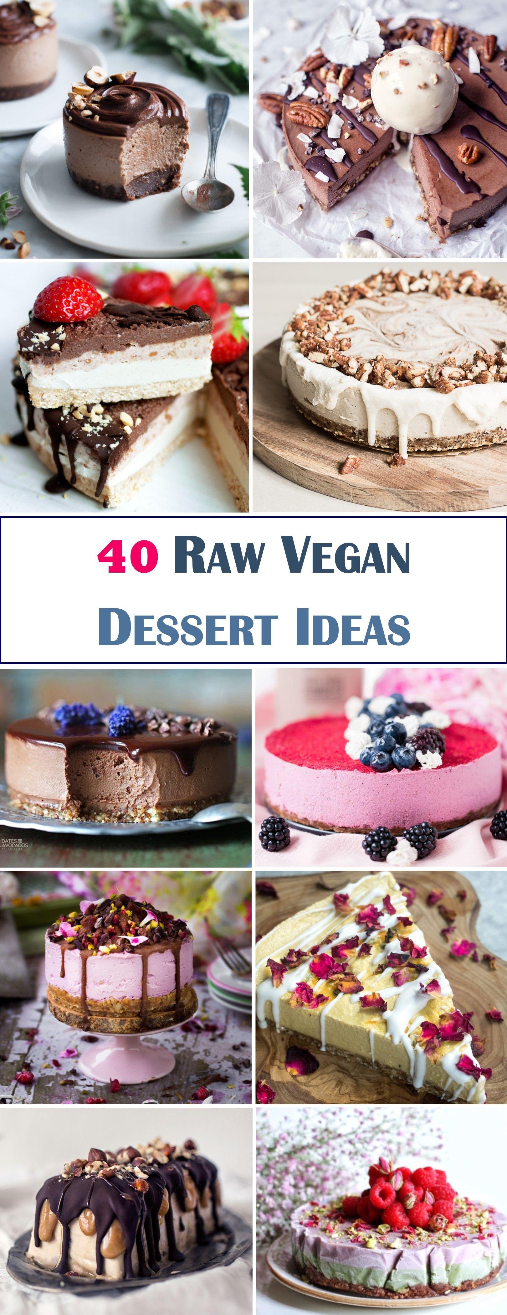 40 raw vegan dessert recipe ideas gluten free refined sugar free 40 raw vegan dessert recipe ideas gluten free refined sugar free using forumfinder Gallery