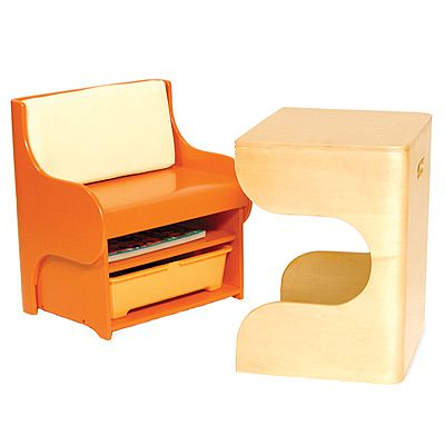 Klick Desk And Chair Set Desk For Toddlers P Kolino Con