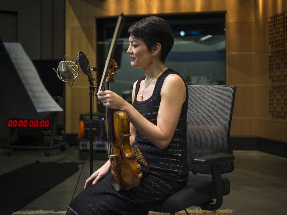Vieuxtemps Guarneri violin