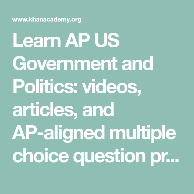 ap united states government and politics essay Essay on ap government and politics ap government and politics study guide amendments 1st amendment civil liberties: religion, speech, assembly & petition congress shall make no law respecting an establishment of religion, or prohibiting the free exercise thereof or abridging the freedom of speech, or the press, or the right of the people to peacefully to assemble, and to petition the.