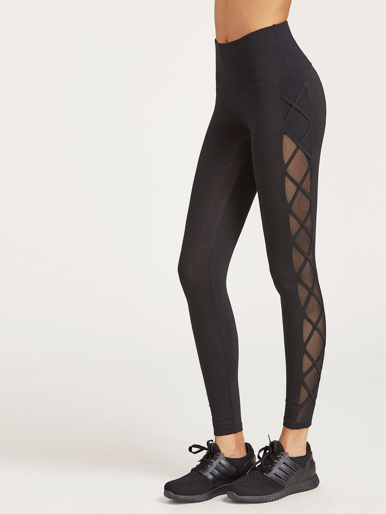 21++ Leggings with cutouts on the side ideas in 2021