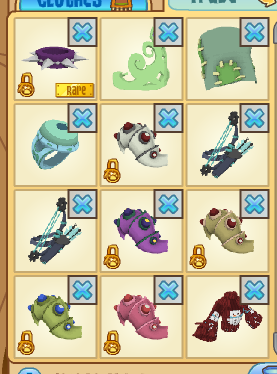 How To Get A Glitched Ring On Animal Jam