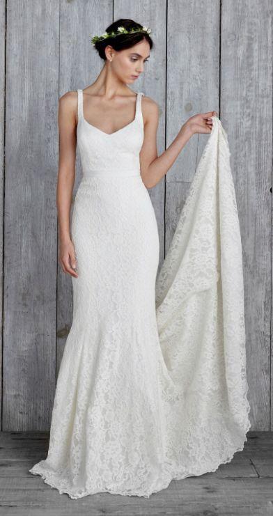 Nicole Miller Wedding Dress Inspiration   Vestidos de novia, De ...