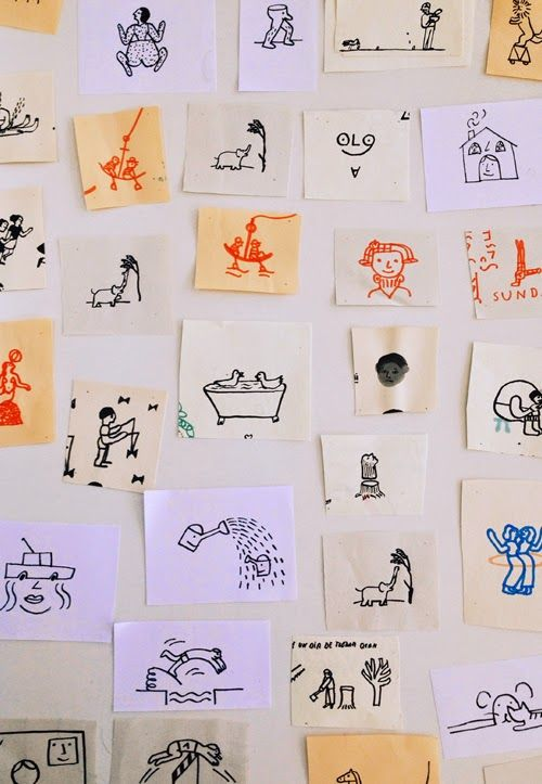 Olga Capdevila Illustrations Pinterest Illustrators