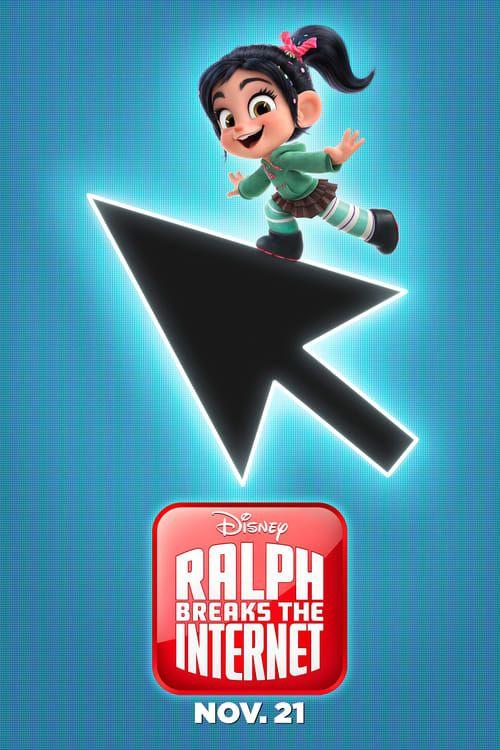 Ralph Breaks The Internet Ver Pelicula Online Castellano Peliculas Completas Gratis Peliculas Completas Peliculas