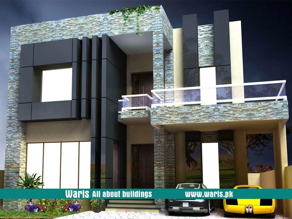 1 Kanal Houses Design in Pakistan
