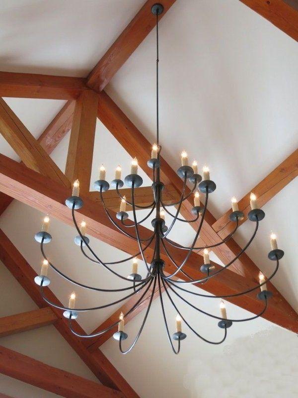 Large Iron Chandeliers Chandelier Iron Chandeliers Ceiling Lights