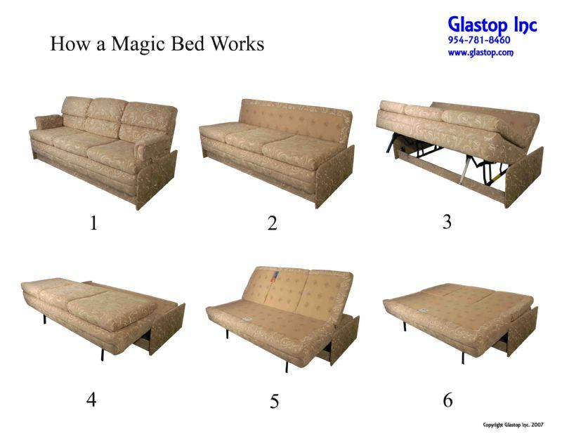 Sofa Beds For Motorhomes Queen Bed Canada How A Magic Works Boat Pinterest Rv And Mattress Sleeper Custom Guest