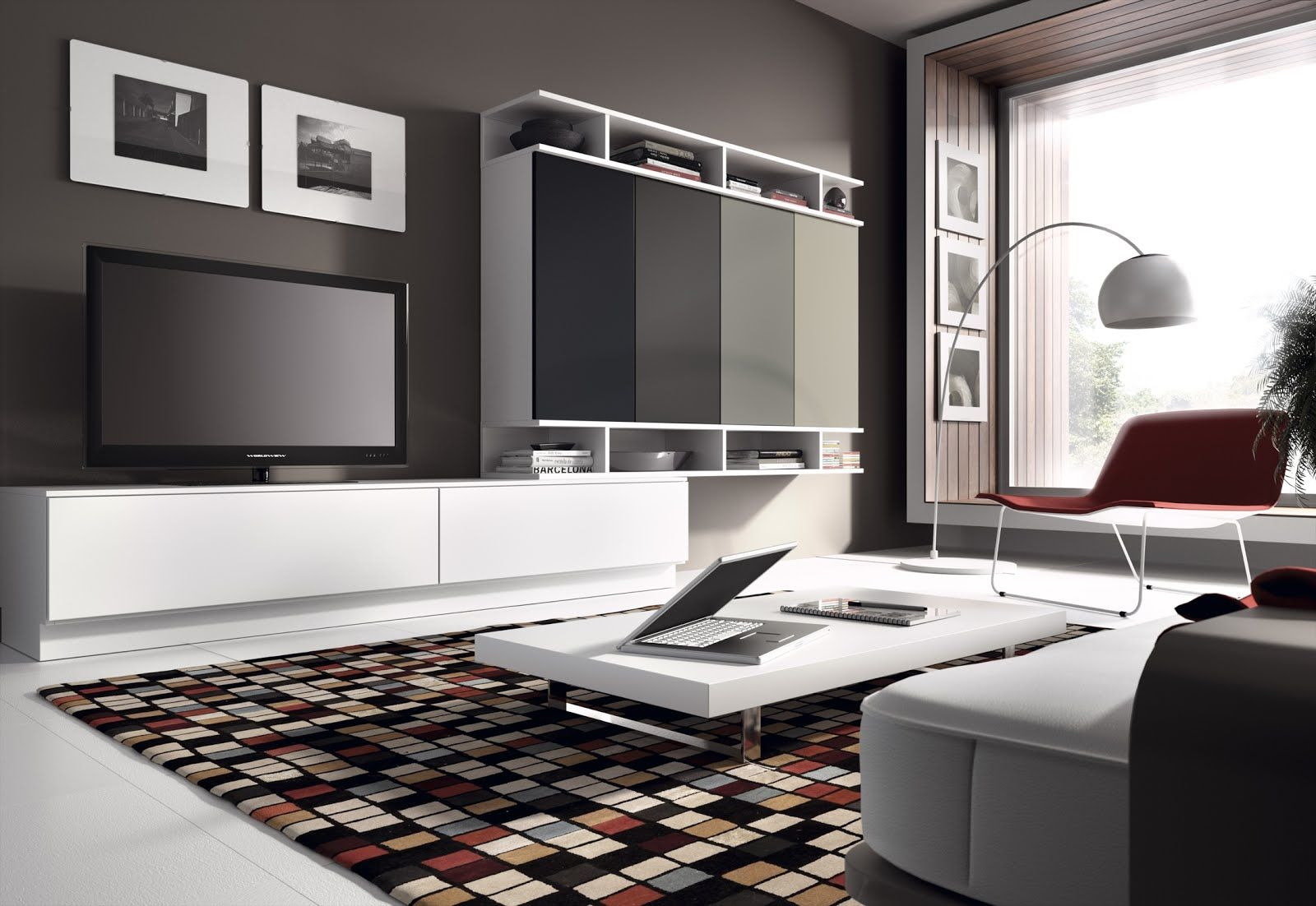 tienda muebles modernosmuebles de salon modernossalones de diseo madrid fotografias de salones modernos diseo - Diseo De Salones