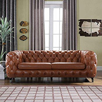Image result for pellissima tufted leather sofa Home Details