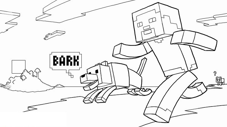 minecraft coloring pages stampy | Coloring Pages For Kids | Pinterest