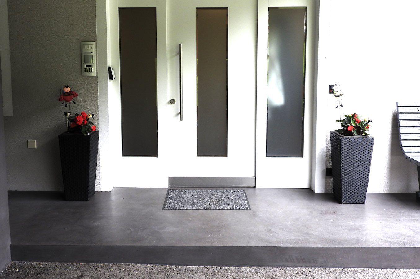 Betonfußboden béton brut betonfußboden im außenbereich farbe 19 asfalt