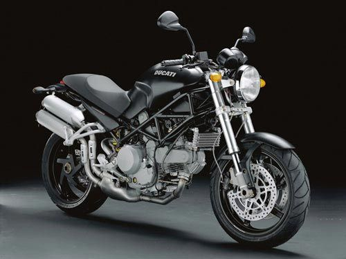 Ducati Monster 2006. Gal Gadot has one and they're totally ...