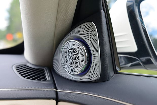 mercedes s class burmester sound system car audio. Black Bedroom Furniture Sets. Home Design Ideas