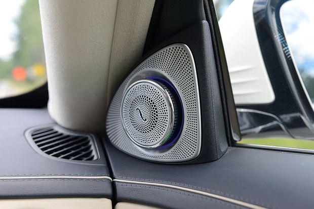 Harman Kardon Car Audio: Mercedes S-Class Burmester Sound System