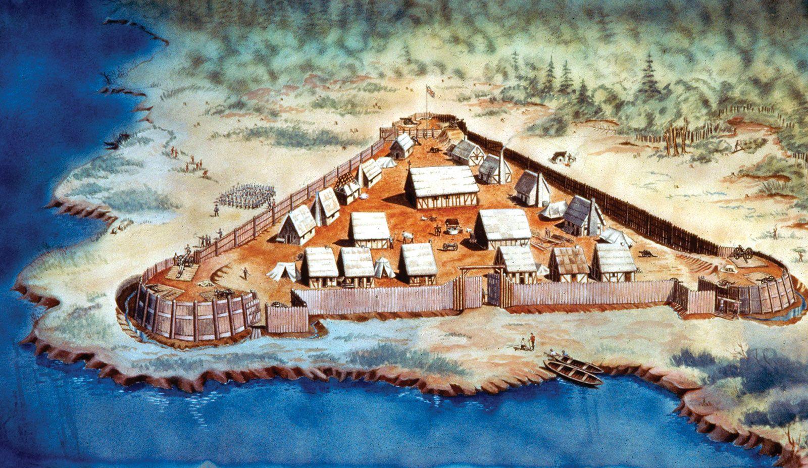 jamestown settlement wiki